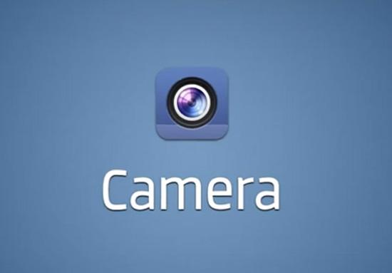 Pourquoi facebook a supprim les applications camera et for Facebook camera